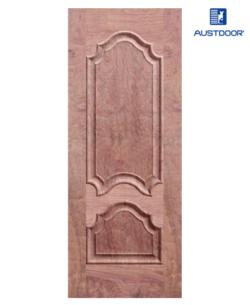 SK302.B - Cửa gỗ công nghiệp Austdoor veneer giáng hương