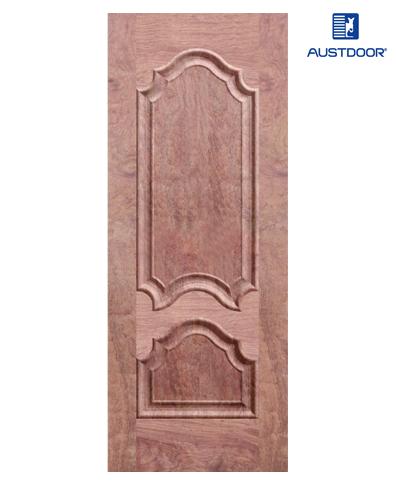 SK302.B – Cửa gỗ công nghiệp Austdoor veneer giáng hương