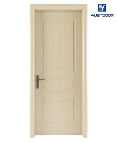 GR201 – Cửa gỗ nhựa composite Austdoor khắc pano cổ điển
