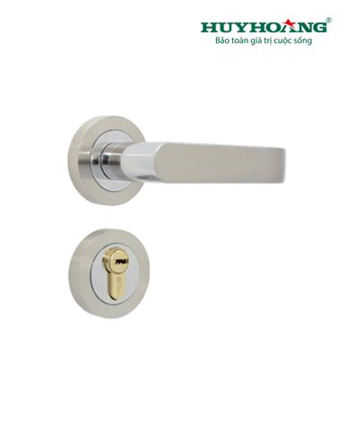 Khóa phân thể Huy Hoàng hợp kim màu inox SSPT 8510 – KPT06