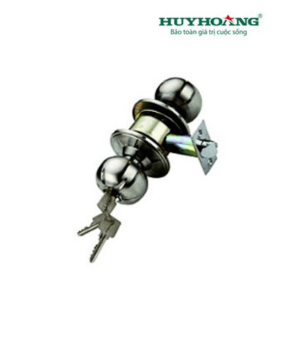 Khóa tay nắm tròn Huy Hoàng EX 02 – KTT05