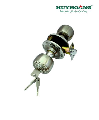 Khóa tay nắm tròn Huy Hoàng HC 17 – KTT04