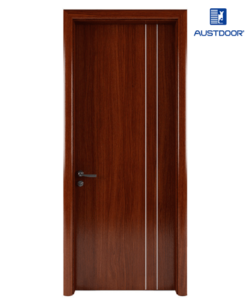LA109 - Cửa gỗ nhựa composite Austdoor Chỉ sơn song song