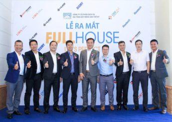 Các thành viên sáng lập Tổng thầu Nội thất FullHouse