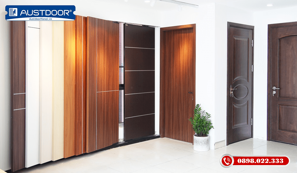 Showroom cửa gỗ Huge - Austdoor