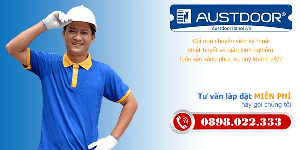 Báo giá cửa gỗ Huge - Austdoor trực tiếp qua hotline 0898022333
