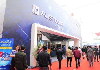 Tập đoàn austdoor tham gia vietbuid 2019