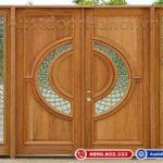 Mẫu cửa gỗ 4 cánh đẹp nhất