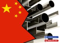 Nhôm Trung Quốc giá rẻ nhập khẩu bị áp thuế chống bán phá giá