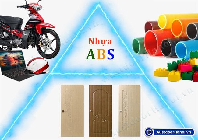 Ứng dụng của tấm nhựa ABS là gì