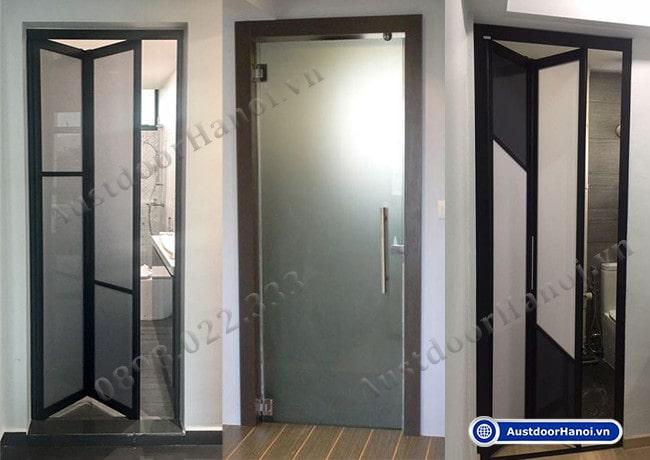 cửa phòng ngủ đối diện cửa vệ sinh