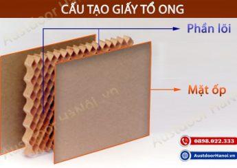 Cấu tạo giấy tổ ong - Honeycomb paper là gì