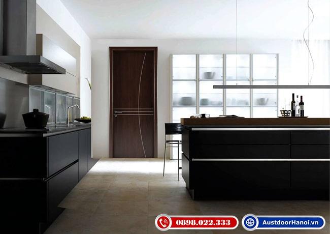 Báo giá cửa gỗ nhựa composite vân gỗ cao cấp của Huge - Austdoor