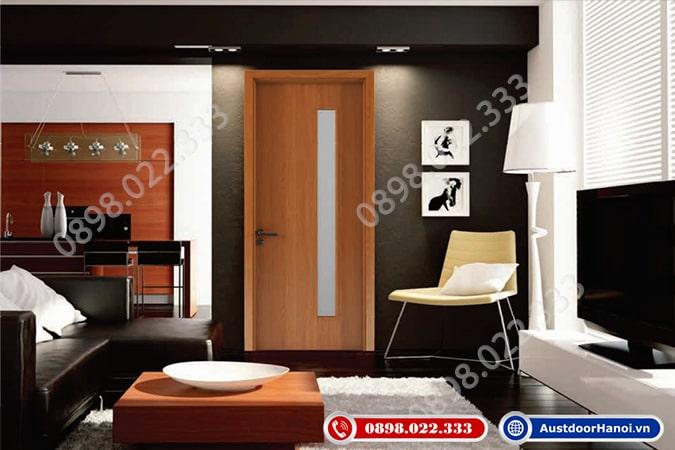Cửa gỗ nhựa composite là lựa chọn số 1 cho cửa nhà vệ sinh, WC, Toilet hay cửa phòng tắm