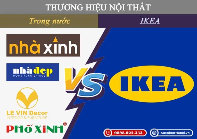 Doanh nghiệp nội thất trong nước đối phó với IKEA