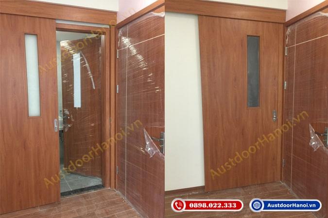 Mẫu cửa gỗ lùa, xếp trượt thông minh của Tập đoàn Austdoor