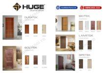 Báo giá cửa gỗ nhựa Huge – Austdoor tại Hà Nội