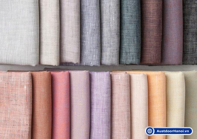 Vật liệu tấm len vải acrylic là gì