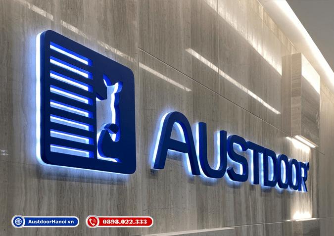 Logo thương hiệu cửa cuốn Tập đoàn Austdoor - ADG