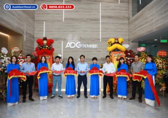 Tòa ADG Tower - trụ sở chính của Tập đoàn Austdoor khai trương
